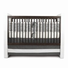 Sticks Motif Crib Bedding Set