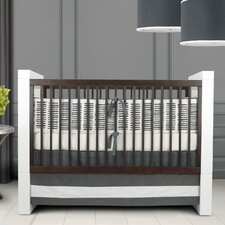 <strong>Oilo</strong> Sticks Motif Crib Bedding Set