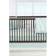 Raindrops Crib Skirt