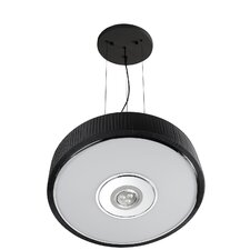 Spin 4 Light Drum Pendant