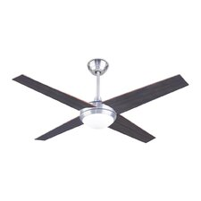 Hawai  Ceiling Fan in Satin Nickel