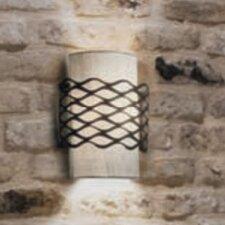 Alsacia 2 Light Wall Flush Light
