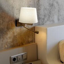 Torino Wall Lamp with Reading Light
