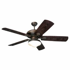 "54"" The Shores 5 Blade Ceiling Fan"