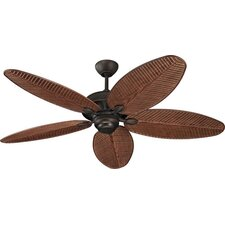 "52"" Cruise 5 Blade Outdoor Ceiling Fan"