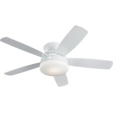"52"" Traverse 5 Blade Semi-Flush Ceiling Fan"