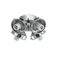 "<strong>Monte Carlo Fan Company</strong> Four Light 2.25"" 40W Neck Fitter"
