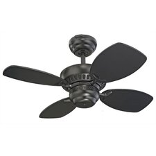 "28"" Colony II 4 Blade Ceiling Fan"