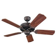 "42"" Homeowner's Select 5 Blade Ceiling Fan"