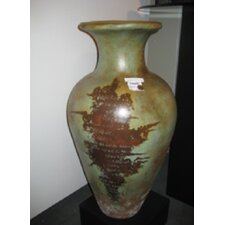 Handmade Decorative Ceramics Tonala Jar