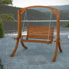 Wood Canyon Porch Swing