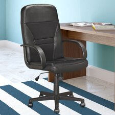 Workspace High-Back Mesh Executive Office Chair with Arms