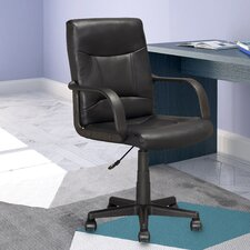 Workspace Mid-Back Executive Office Chair with Arms