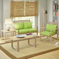 Aquios 5 Piece Living Room Set
