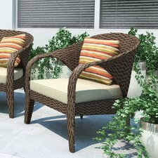 Harrison Patio Chairs with Cushion