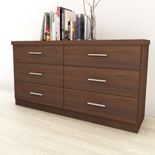 Willow 6 Drawer Dresser