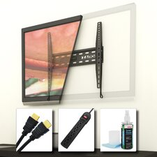 "<strong>dCOR design</strong> Fixed Low Profile Wall Mount Kit for 26"" - 50"" TV"