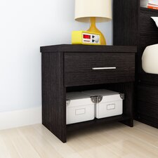 <strong>dCOR design</strong> Willow 1 Drawer Nightstand