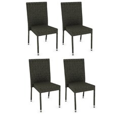 <strong>dCOR design</strong> Park Terrace Side Chair (Set of 4)