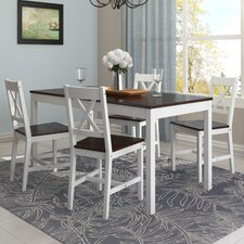 <strong>dCOR design</strong> 5 Piece Dining Set