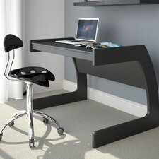 <strong>dCOR design</strong> Workspace Writing Desk With Office Chair