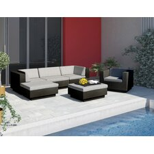Park Terrace 6 Piece Deep Seating Grouping With Cushion