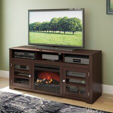 "<strong>dCOR design</strong> West Lake 60"" TV Stand with Electric Fireplace"