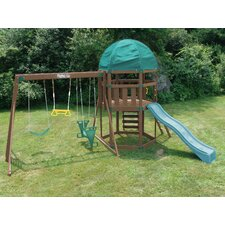 Thistle Swing Set