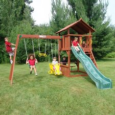 Star Swing Set