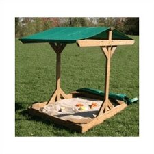 Deluxe Sandbox with Tent