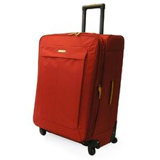 "Groovy 29"" Expandable Spinner Suitcase"