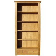Lincoln Wide Bookcase