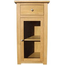 Lincoln Oak 2009 One Drawer Entertainment Unit