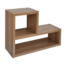 Madison 2 Shelf L Shape Shelving Unit