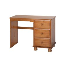 Sheraton Single Pedestal Dressing Table
