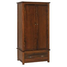 Broadwick 2 Door and 1 Drawer Wardrobe
