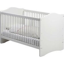 Kids Cot in White