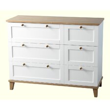 Penzance 6 Drawer Chest
