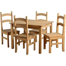 Providence 5 Piece Dining Set