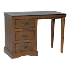 Paris Single Pedestal Dressing Table
