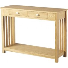 <strong>Home Essence</strong> Ashmore 2 Drawer Console Table