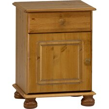 Balham 1 Drawer Bedside Table