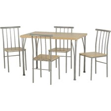 Denton 5 Piece Dining Set