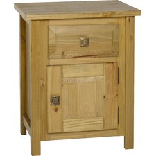 Ecuador Drawer Bedside Table