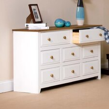 Capri 6 Over 2 Drawer Chest