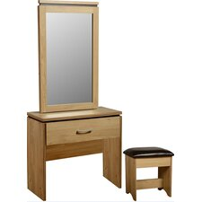 Charles Drawer Dressing Table Set