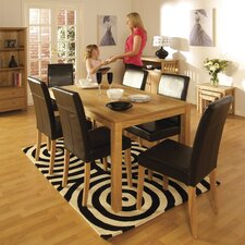 Jutland 7 Piece Dining Set
