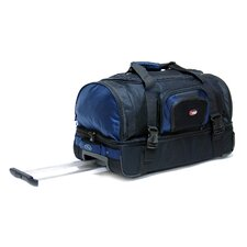 "Lotus Adventure Temptation 36"" 2-Wheeled Travel Duffel"
