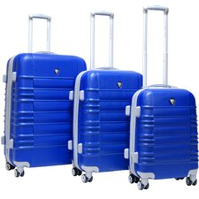 Vienna Hardsided 3 Piece Spinner Luggage Set