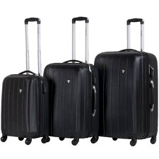 Klub 3-Piece Hardsided Expandable Luggage Set